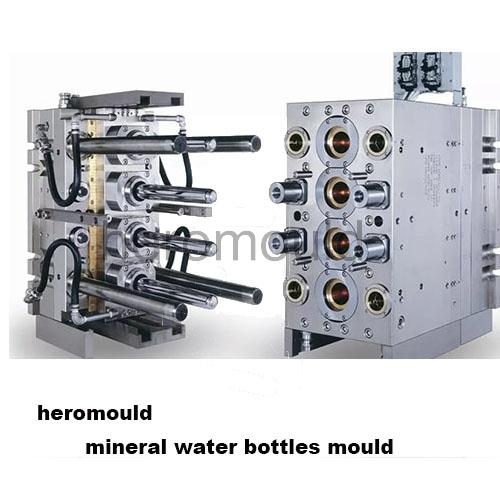 mineral water bottles mould