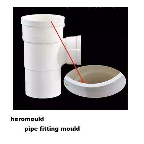 PVC pipe fitting mould 03