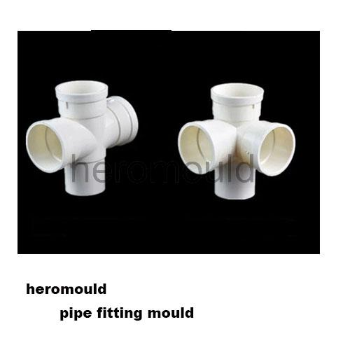 PVC pipe fitting mould 04