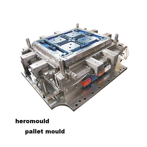 plastic logistic pallet mould 01