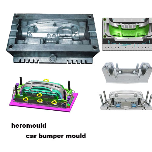 Car Bumper Mould 03