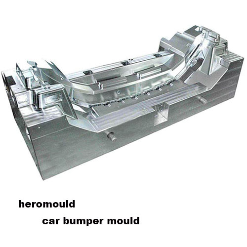 Car Bumper Mould 04