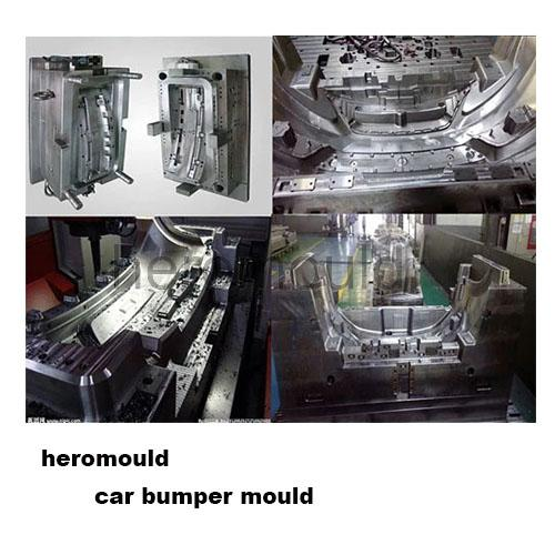 Car Bumper Mould 05