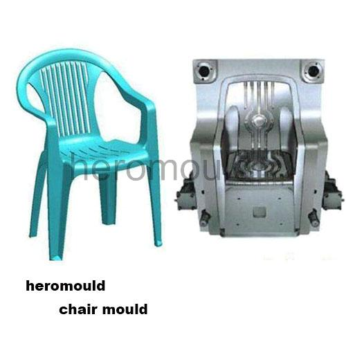 Plastic Arm Chair Mould 02