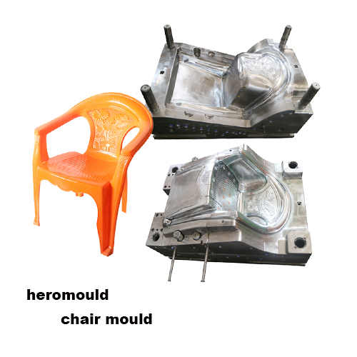 Plastic Decorative Design Chair Mould