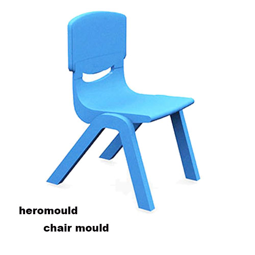 Plastic Kids Chair Mould 02