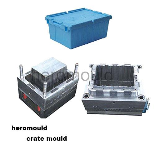 Plastic Storage Crate Mould