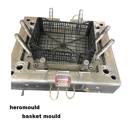 Plastic Crate Basket Mould