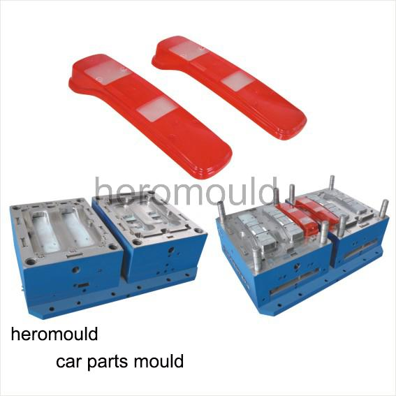 Car Lamp Mould