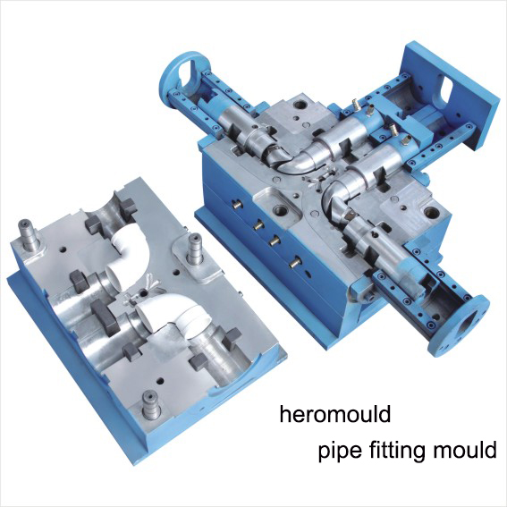 Pipe Fitting Mould 2