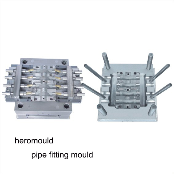 Pipe Fitting Mould3