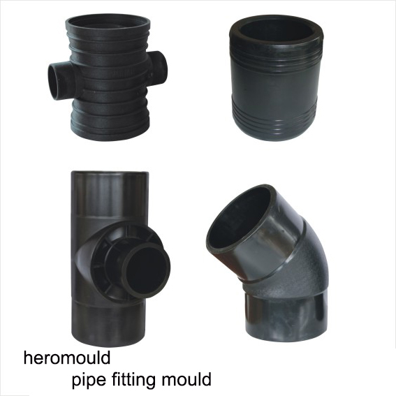 Pipe Fitting Mould 5
