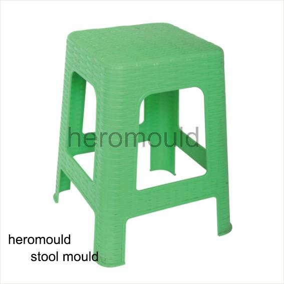 Plastic Stool Mould2