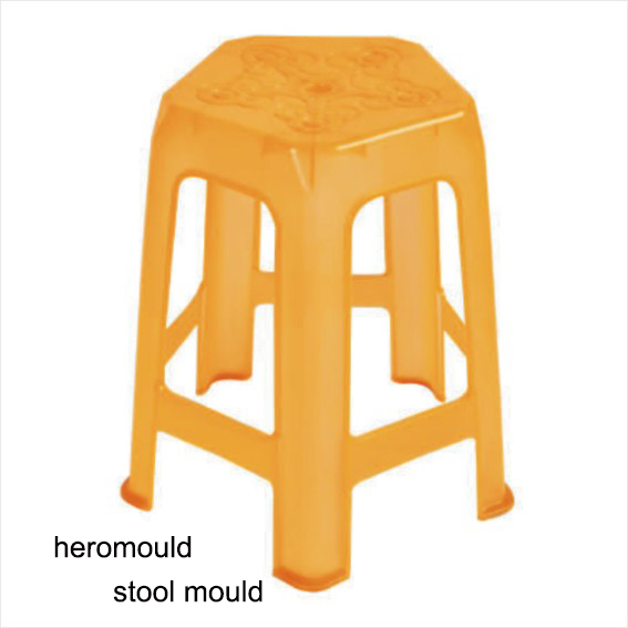 Plastic Stool Mould 5