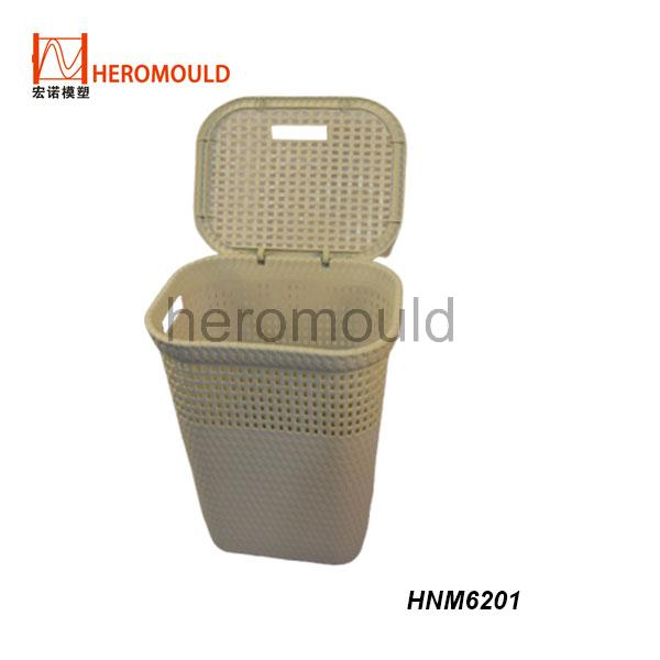 HNM6201 laundry basket mould