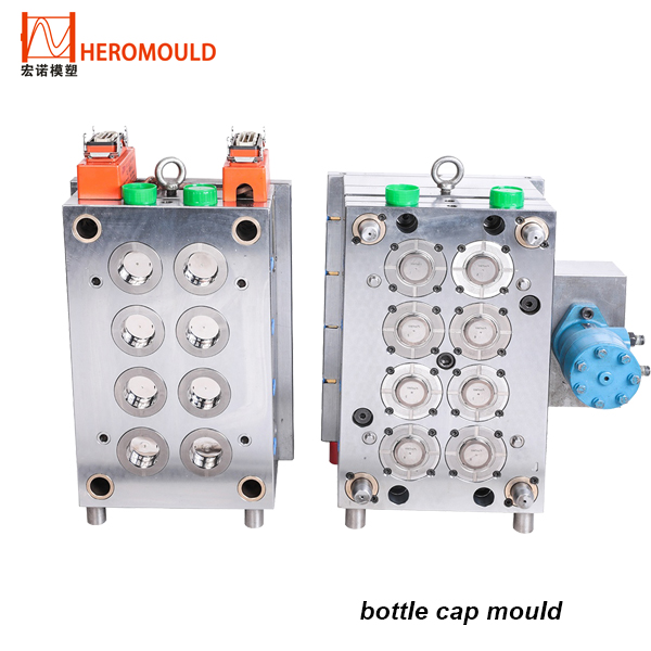 bottle cap mould